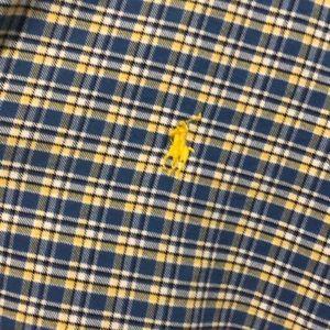 Polo by Ralph Lauren Shirts - Plaid Polo Ralph Lauren Long Sleeve Button Down